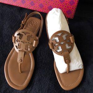 Tory Burch Miller Sandals BNIB